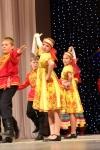 Коллектив детской народной хореографии «Искорки»