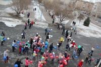 Флеш-моб и ТРП 18.03.2018 г.