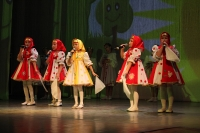 3 ноября 2017 г. Праздничный концерт
