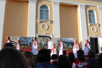 Празднование Дня Победы 9 мая 2016 год
