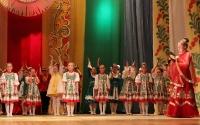 Отчетный концерт танцевального коллектива